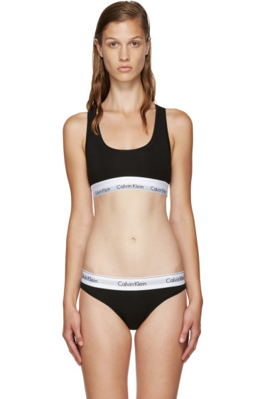 Calvin Klein Underwear - Black Modern Bralette