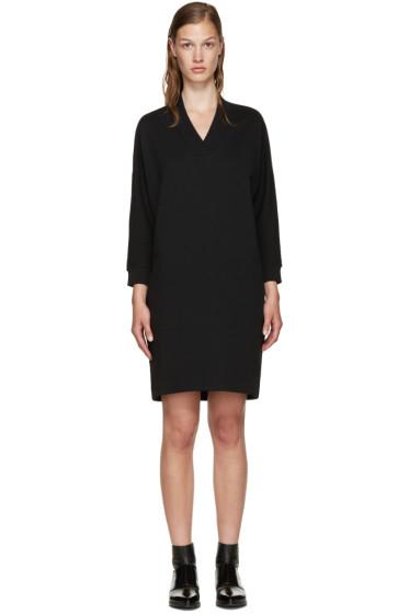 Kenzo - Black Knit Logo Dress