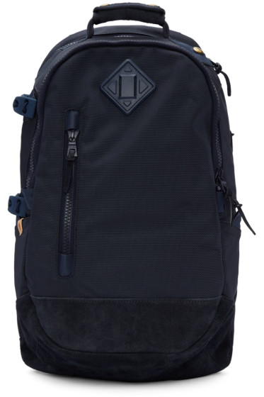 Visvim - Navy Ballistic 20L Backpack