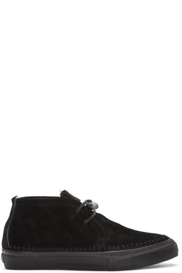 Vans - Black Taka Hayashi Edition Chukka Nomad LX Sneakers
