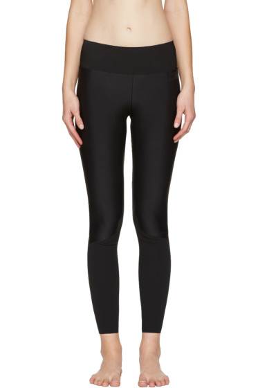 Y-3 SPORT - Black Lite Leggings