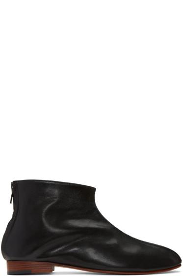 Martiniano - Black Leone Boots