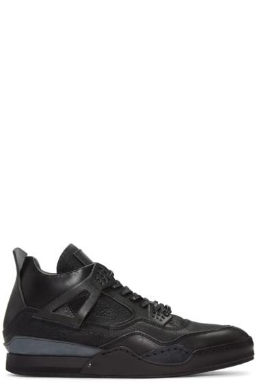 Hender Scheme - Black Manual Industrial Products 10 Sneakers
