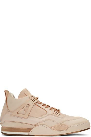 Hender Scheme - Beige Manual Industrial Products 10 Sneakers