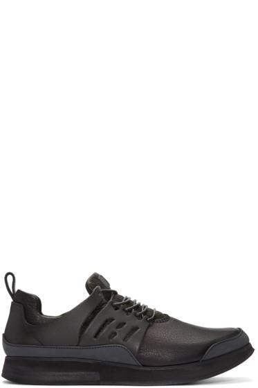 Hender Scheme - Black Manual Industrial Products 12 Sneakers