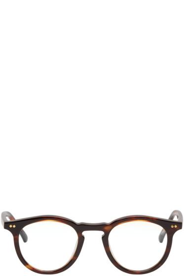 Gentle Monster - Tortoiseshell Diego Glasses