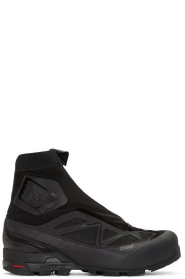 Salomon - Black S-LAB X-ALP LTD Edition High-Top Sneakers
