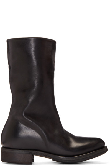 Cherevichkiotvichki - Black Country Goodyear Boots