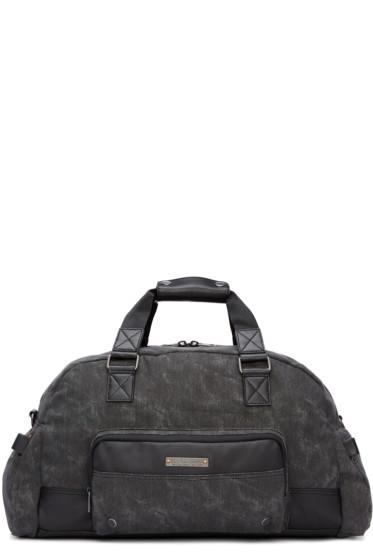 Diesel - Black Gear Duffle Bag