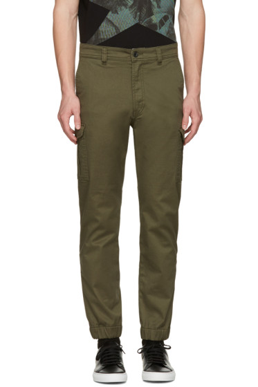 Diesel - Green Chi-United Cargo Trousers