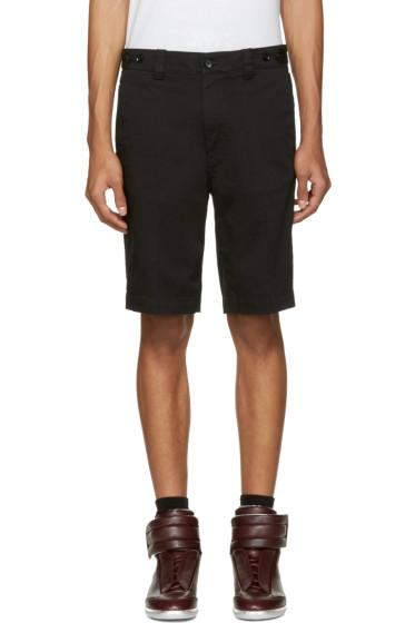 Diesel - Black Chi-Burial Shorts