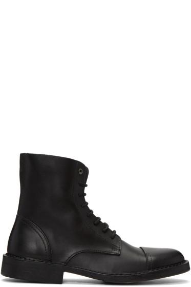 Diesel - Black D-Pit Boots