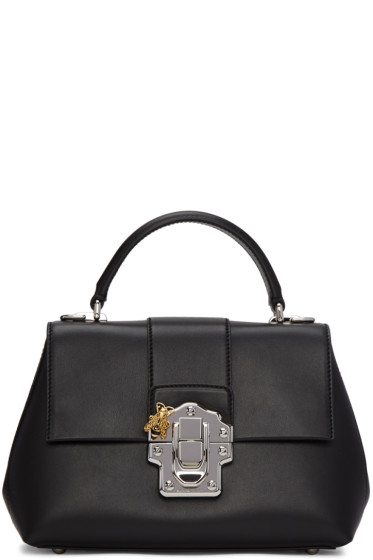 Dolce & Gabbana - Black Small Lucie Bag