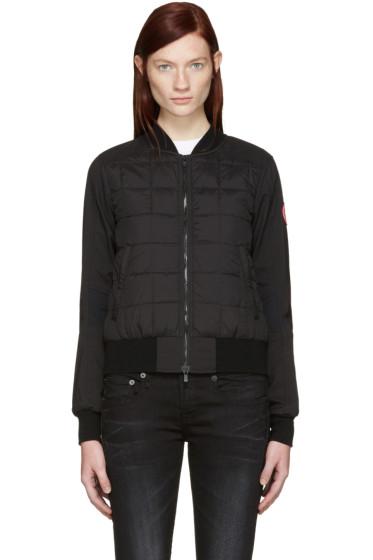 Canada Goose - Black Hanley Jacket