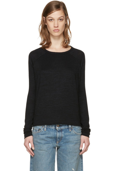 Rag & Bone - Black Camden T-Shirt