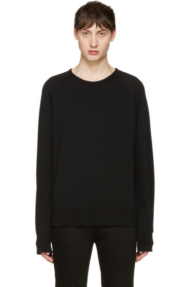Rag & Bone - Black Standard Issue Pullover