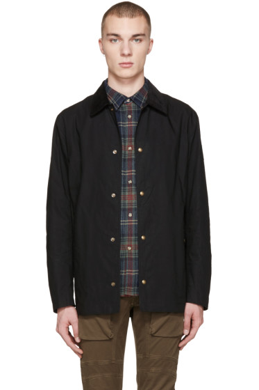 Belstaff - Black Lydden Jacket