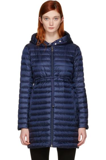 Moncler - Navy Down Barbel Jacket