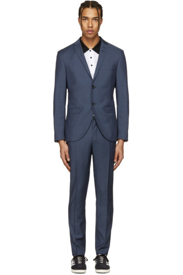 Tiger of Sweden - Blue Jill Suit