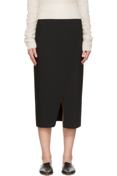 Acne Studios - Black Pau Skirt
