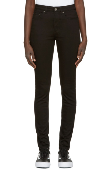 Acne Studios - Black Pin Jeans