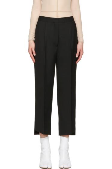 Acne Studios - Black Iris Trousers