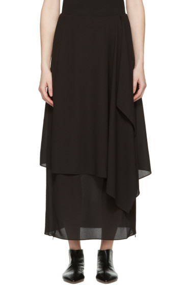 Acne Studios - Black Pasha Skirt