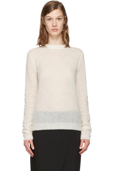 Acne Studios - Off-White Trixie Sweater