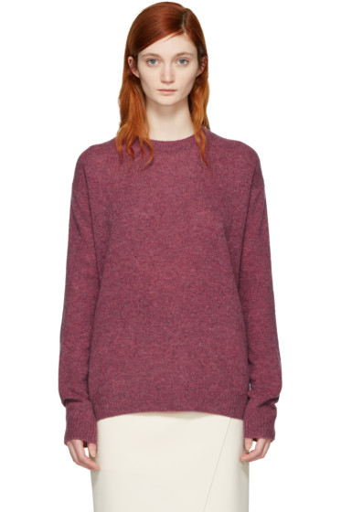 Acne Studios - Pink Deniz Sweater