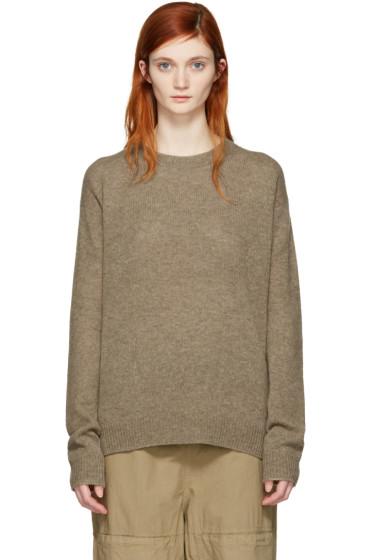 Acne Studios - Brown Deniz Sweater