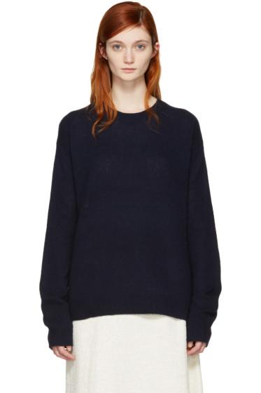 Acne Studios - Navy Deniz Sweater
