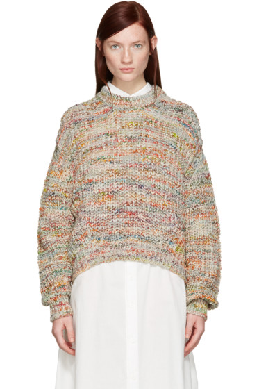 Acne Studios - Multicolor Zora Sweater