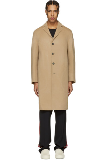 Acne Studios - Tan Charlie Coat