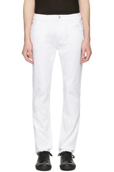 Acne Studios - White Ace Jeans
