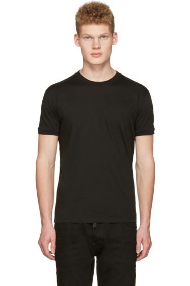 Dsquared2 - Black Dan Fit T-Shirt