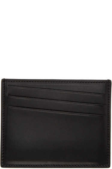 Maison Margiela - Black Classic Card Holder