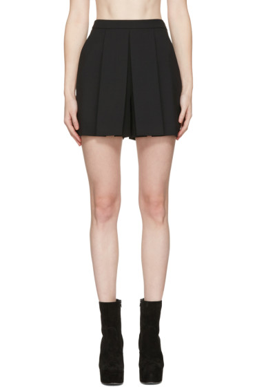 Alexander Wang - Black Tailored Shorts
