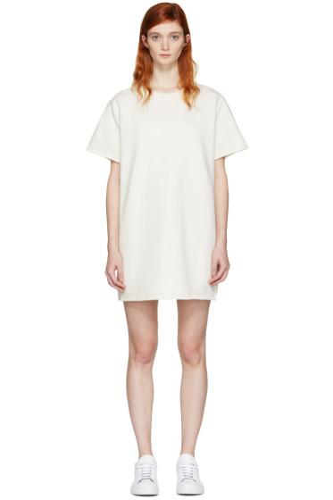 MM6 Maison Margiela - Cream Pullover Dress