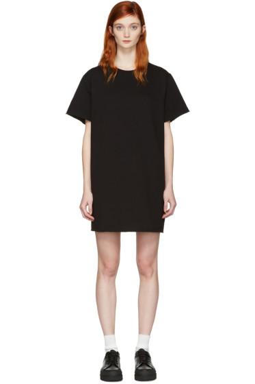 MM6 Maison Margiela - Black Pullover Dress