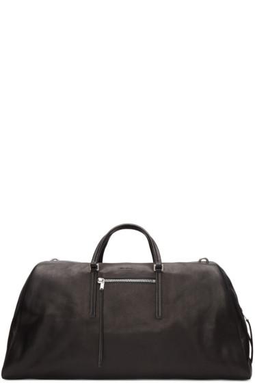 Rick Owens - Black Weekender Bag