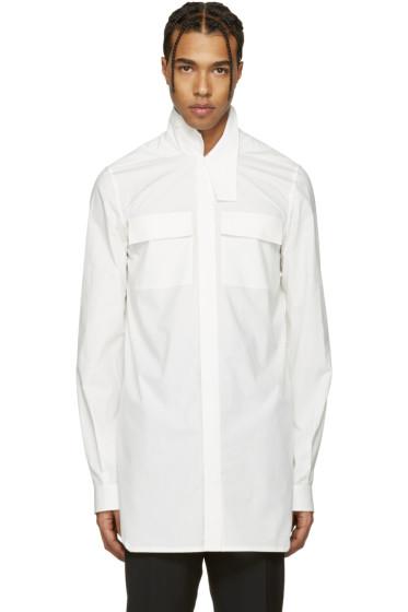 Rick Owens - Off-White Field Shirt