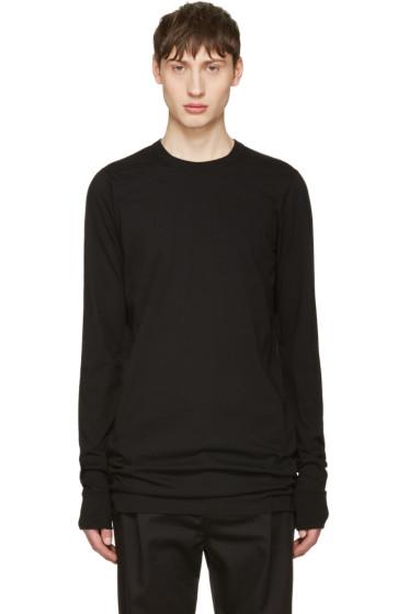 Rick Owens - Black Level T-Shirt