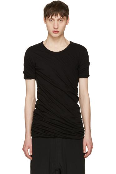 Rick Owens - Black Double T-Shirt