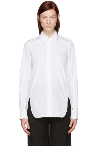 Jil Sander - White Veronica Shirt