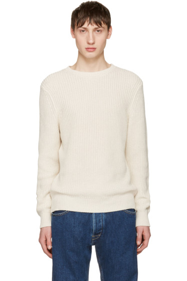 A.P.C. - Beige Travel Sweater