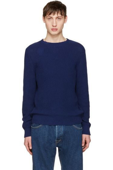 A.P.C. - Blue Travel Sweater