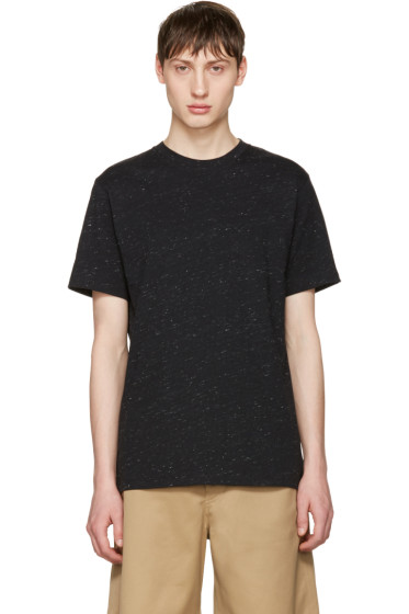 A.P.C. - Black Jimmy T-Shirt