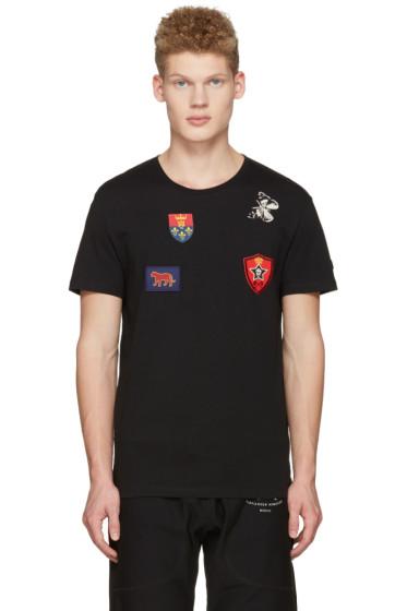 Alexander McQueen - Black Badges T-Shirt