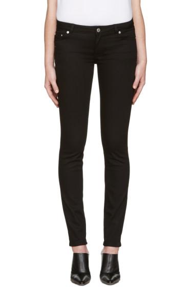 Givenchy - Black Five-Pocket Jeans
