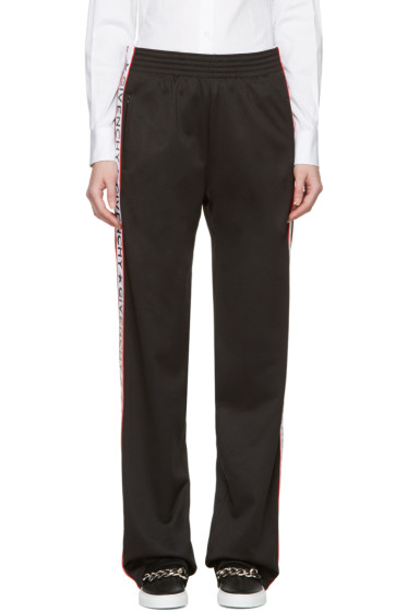 Givenchy - Black Logo Lounge Pants